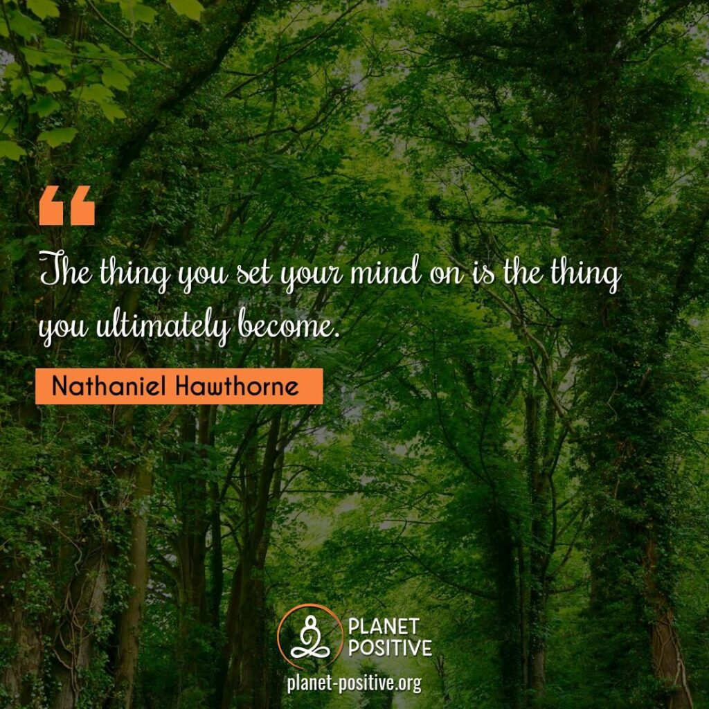 Law Of Attraction Quote By Nathaniel Hawthorne
