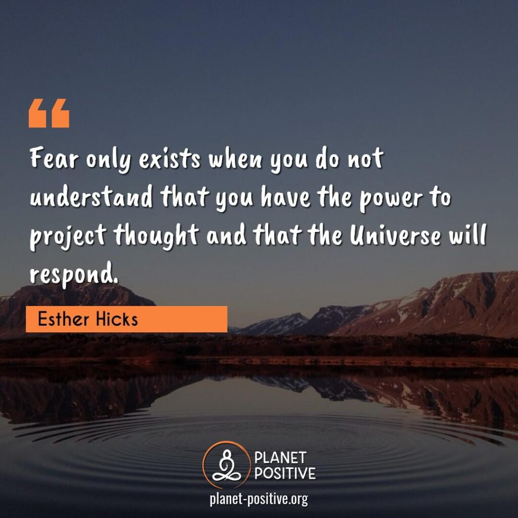 Law Of Attraction Quote by Esther Hicks
