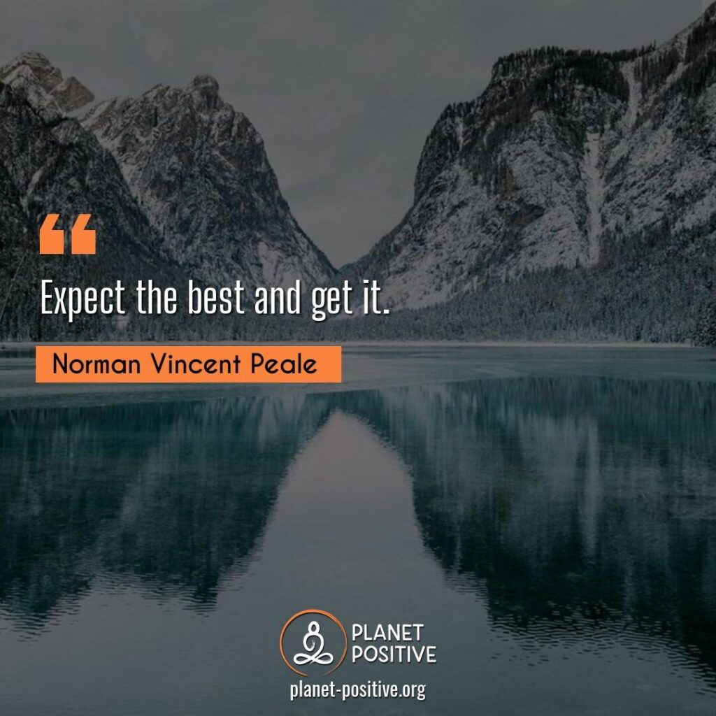 Law Of Attraction Quote By Norman Vincent Peale