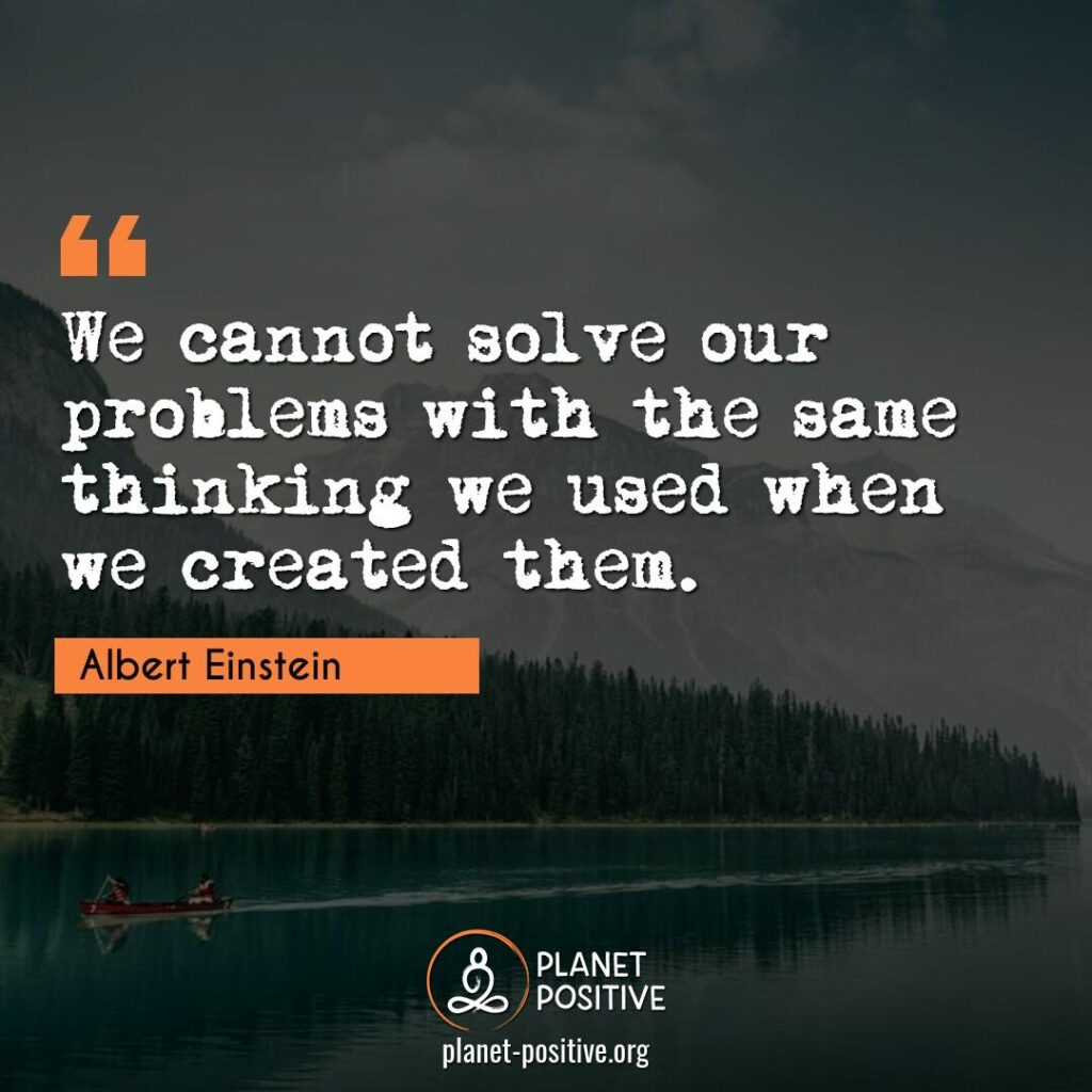 Law Of Attraction Quote by Albert Einstein