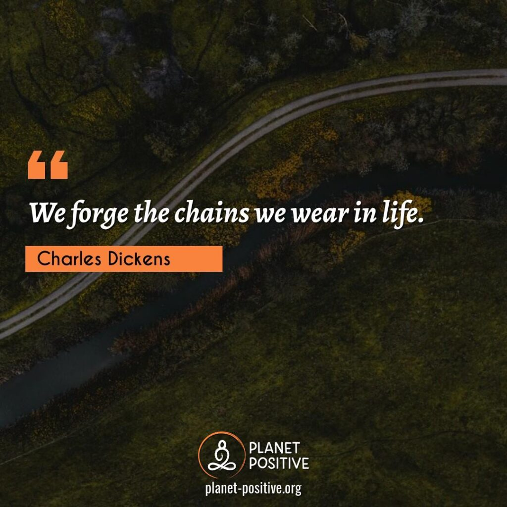 Law Of Attraction Quote by Charles Dickens