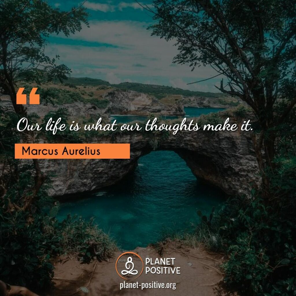 Law Of Attraction Quote by Marcus Aurelius